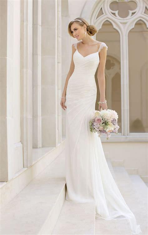 simple wedding dresses  elegance modwedding