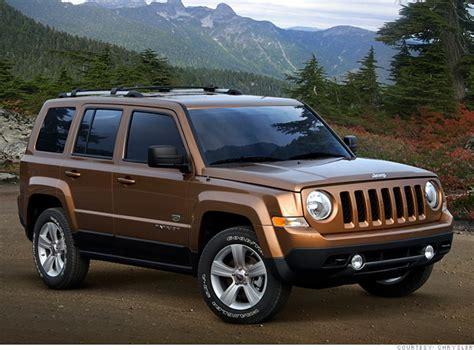 12 Jeep Patriot 12 Suvs 12 Jeep Patriot 12 Cnnmoney