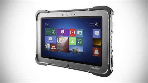 windows tablet rugged xplore outs new rugged windows tablet powered by intel bay trail processor mikeshouts