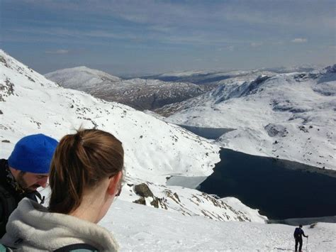 look at that quot wow look at that quot 2 days in snowdonia in winter time