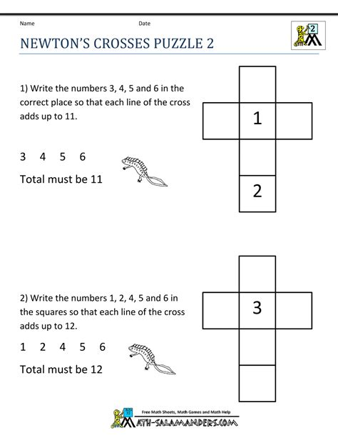 printable logic puzzles for 2nd graders second grade math puzzles education pinterest maths