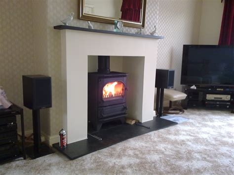 Fitting Wood Burning Stove In Fireplace by Fitting Wood Multi Fuel Stoves Real Heating