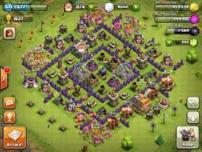 Clash of clans th7 farming base i imgur com
