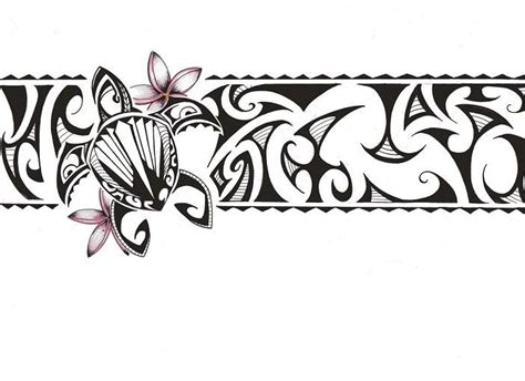 polynesian band tattoo designs 25 best images on polynesian tattoos