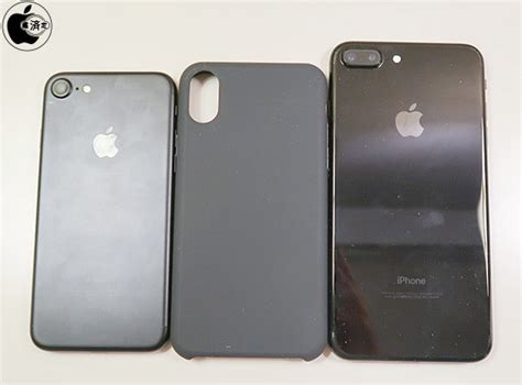 alleged iphone  case compared  iphone