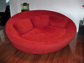 Ufo Sofa by Large Cellini Ufo Sofa Oval Cloth Loveseat