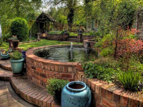 yard pond ideas small garden water features diy garden