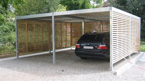 autounterstand occasion carport autounterstand carport fl 252 ela typ aabd typ aab