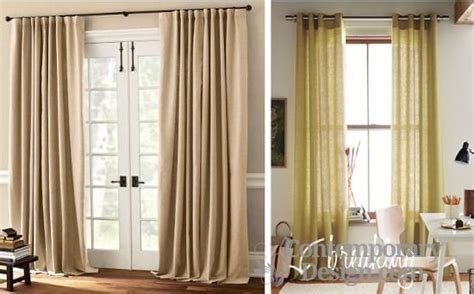 Should Curtains Go To The Floor Decorating Should Curtains Touch The Floor