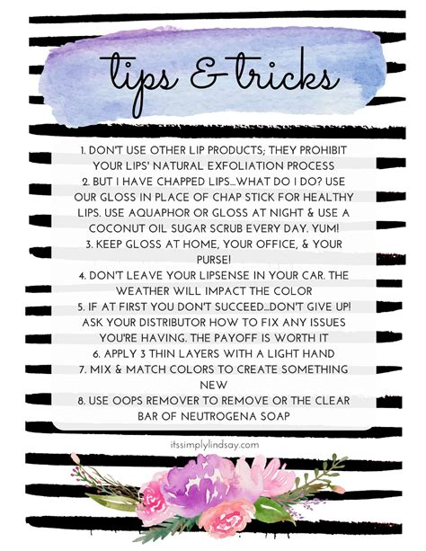 card techniques and tips lipsense cards free printables it s simply