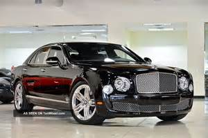 Bentley Four Door Sedan 2011 Bentley Mulsanne Base Sedan 4 Door 6 8l