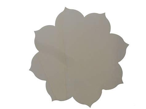 sagoma fiore sagoma fiore in legno sottopiatto 2 pezzi materiali