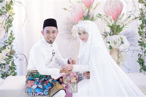 masjid india baju nikah tak sai 4 bulan kahwin hafiz hamidun dan joy revfa