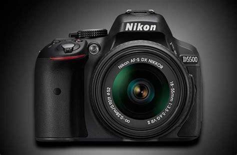 Kamera Nikon D5500 Only nikon d5500 kamera dslr nikon dengan layar sentuh