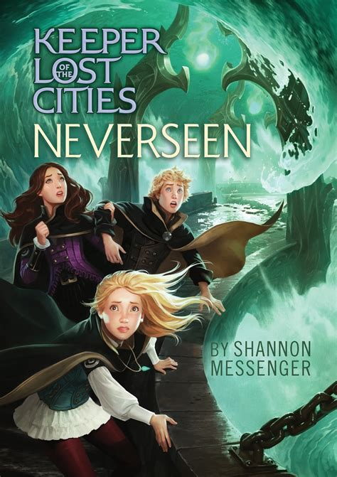 the keeper of lost things a novel books shannon messenger keeper of the lost cities