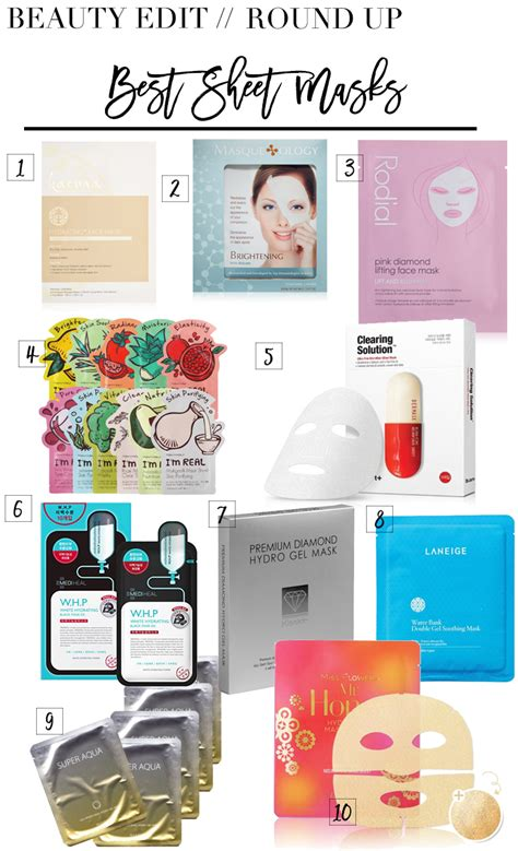 best sheet brands on amazon best sheet masks from amazon hairspray and highheels