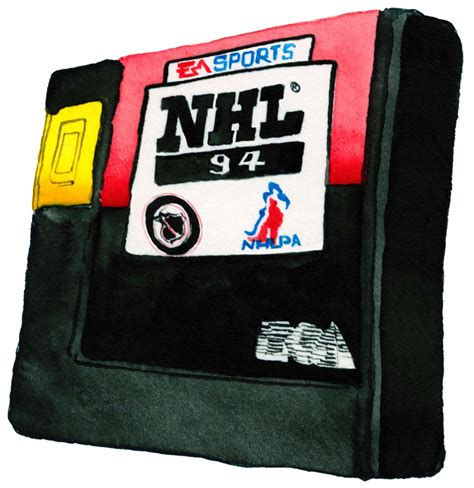 sega genesis hockey madden hockey the of nhl 94 read only memory