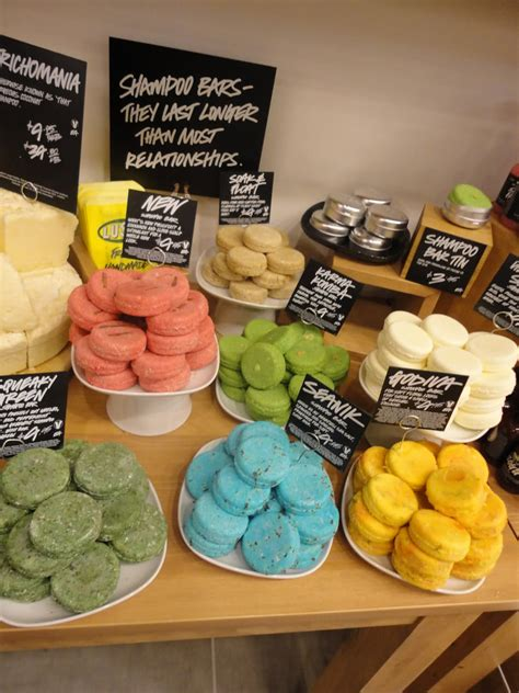 Lush Handmade Cosmetic - lush fresh handmade cosmetics with a conscience