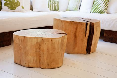 tree trunk stool nz tu organizas troncos de 225 rvore na decora 231 227 o