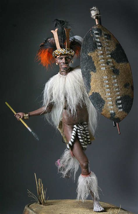 chaka doll pictures about zulu warrior