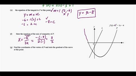 Ab Calculus Topic Outline by Ib Math Studies Topic 7 Revision Introduction To Differential Calculus May 2015