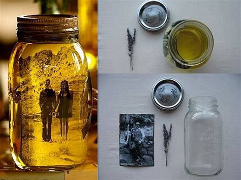 diy projects with mason jars