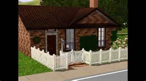 Small House Plans Sims 3 Building A Small House Sims 3