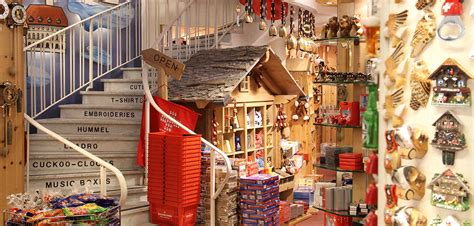 Inhouse casagrande ag the leading gift stores in lucerne