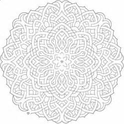 free celtic mandala coloring pages coloring book pages