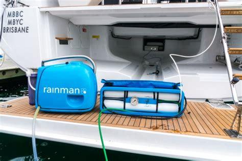 salt water desalination kits rainman desalination portable watermaker for cruising