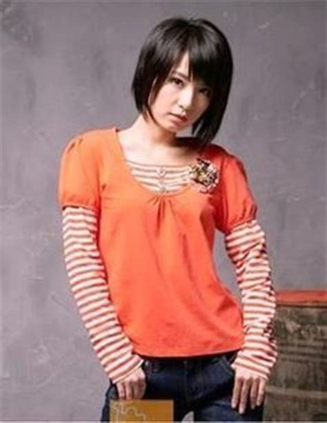 kinaz blouse taiwanese hebe tian with pretty brown hair