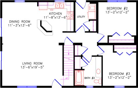 house plans with basement 24 x 44 house plans with basement 24 x 44 best free home