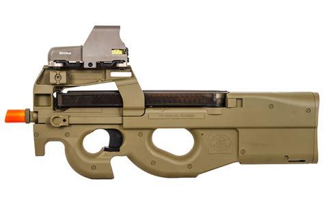 Airsoft Gun Fn Fn Herstal P90 Smg Aeg Airsoft Gun By Cyma Earth