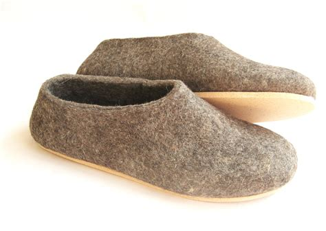 woolen slippers felted wool slippers wool boots cat beds cork sole