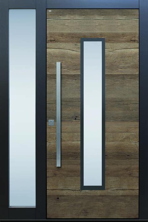 Eingangstüren Mit Seitenteil Modern by Haust 252 Ren Modern Glas Harzite