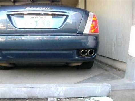 Maserati Quattroporte Sound by Maserati Quattroporte Sound