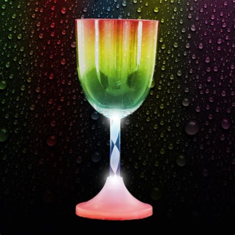 light up barware blue wine glass shop for cheap products and save online