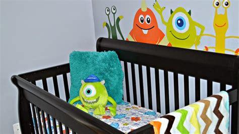 Monsters Inc Nursery Decor Nursery Reveal Tour Disney Baby Monsters Inc Theme Decor Nursery Monstersinc Baby