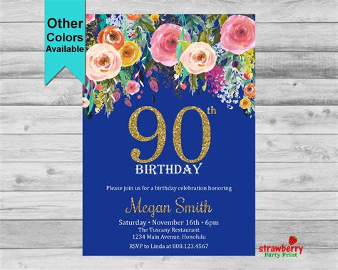 anniversary party invitations paperstyle