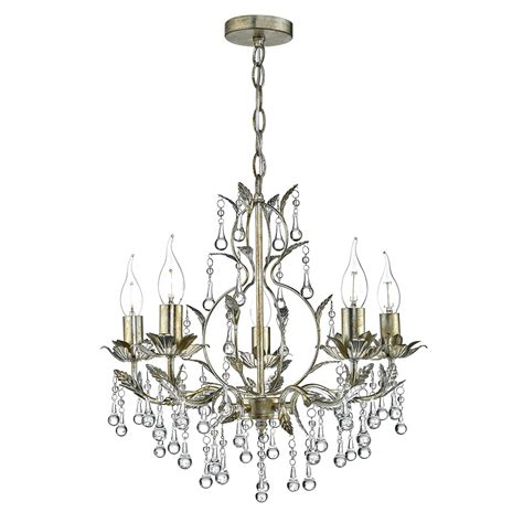 antique silver chandelier laquila 5 light chandelier antique gold silver