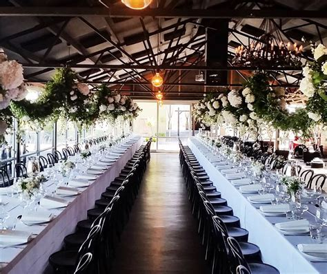 wedding reception venues melbourne eastern suburbs 60 winery and fancy barn wedding locations in australia