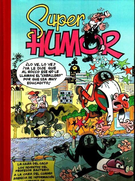 super humor mortadelo 22 issue