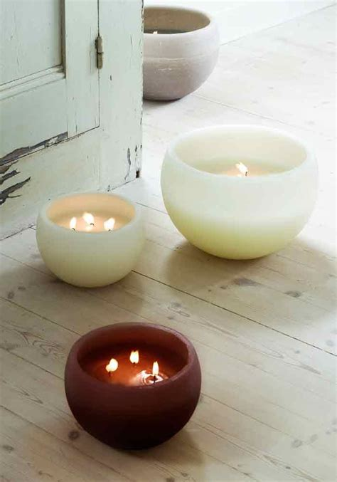 Handmade Candles Ideas - large handmade candle ideas