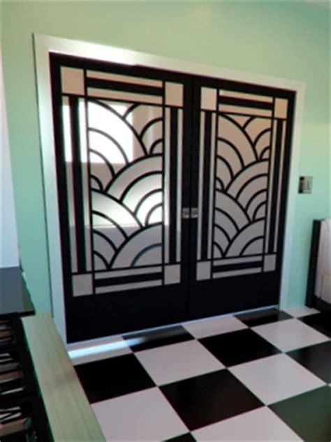 New Bespoke Art Deco Moderne Interior And Exterior Doors Deco Interior Doors