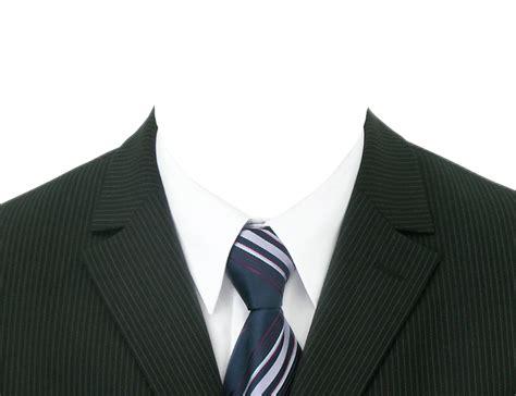 suit tie neck transparent png stickpng