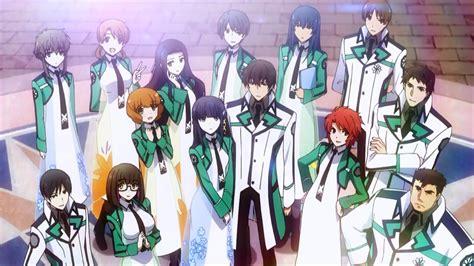 anime high school mahouka koukou no rettousei wallpaper yykuyky