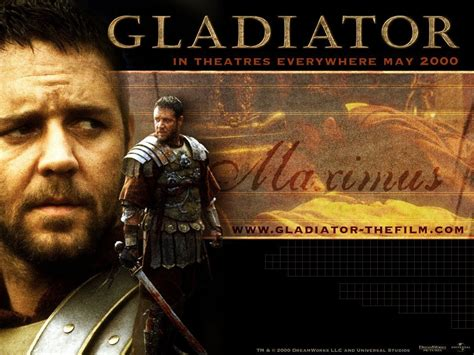 quiz gladiator film gladiator gladiator wallpaper 18800168 fanpop
