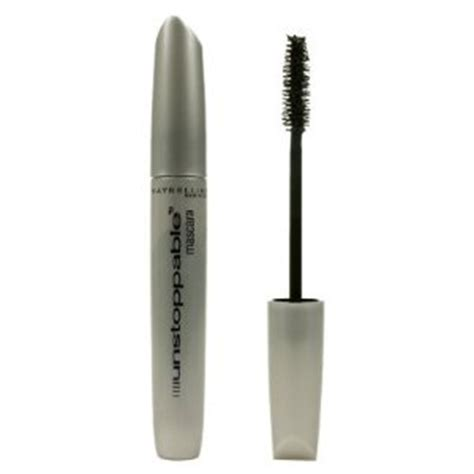 Maybelline Unstoppable Mascara Expert Review by Maybelline Unstoppable Mascara Review Black