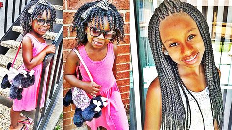 American Kid Hairstyles by Black American Hairstyles