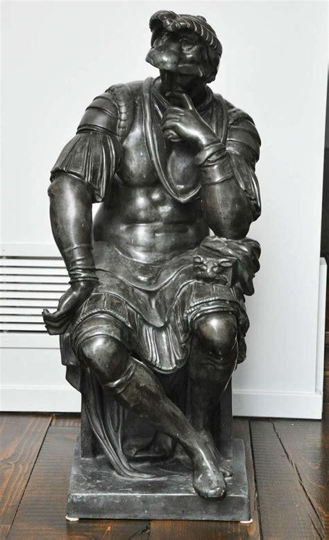 the fragility of michelangelo s david lorenzo de medici almost life size bronze sculpture